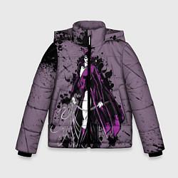 Куртка зимняя для мальчика Catwoman цвета 3D-черный — фото 1