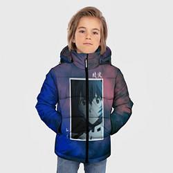 Детская зимняя куртка для мальчика с принтом Первое дитя, цвет: 3D-черный, артикул: 10203908706063 — фото 2