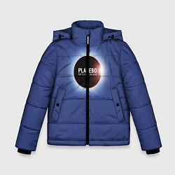 Куртка зимняя для мальчика Batle for the sun цвета 3D-черный — фото 1