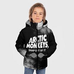 Куртка зимняя для мальчика Arctic Monkeys - фото 2