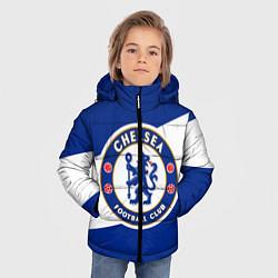 Куртка зимняя для мальчика Chelsea SPORT цвета 3D-черный — фото 2