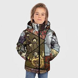 Куртка зимняя для мальчика Dont Starve - фото 2