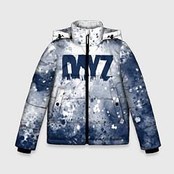 Детская зимняя куртка для мальчика с принтом DayZ, цвет: 3D-черный, артикул: 10287262906063 — фото 1