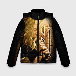 Зимняя куртка для мальчика Кипелов: Ария