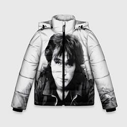 Зимняя куртка для мальчика Кино: Виктор Цой