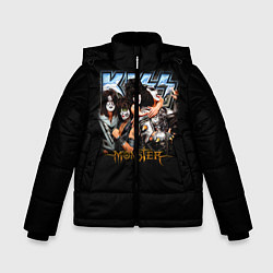 Зимняя куртка для мальчика Kiss Monster