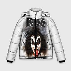 Зимняя куртка для мальчика KISS: Adult demon wig