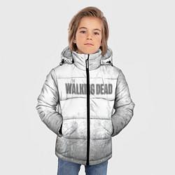 Куртка зимняя для мальчика The Walking Dead: Shadows цвета 3D-черный — фото 2