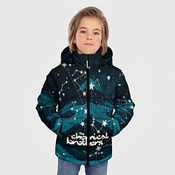Куртка зимняя для мальчика Chemical Brothers: Space цвета 3D-черный — фото 2