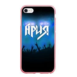 Чехол iPhone 6/6S Plus матовый Ария цвета 3D-баблгам — фото 1