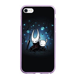 Чехол iPhone 6/6S Plus матовый Hollow Knight цвета 3D-сиреневый — фото 1