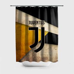 Шторка для душа FC Juventus: Old Style цвета 3D — фото 1