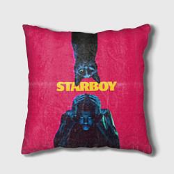 Подушка квадратная STARBOY цвета 3D — фото 1