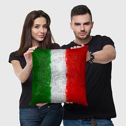 Подушка квадратная Italian цвета 3D — фото 2