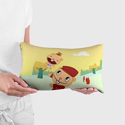 Подушка-антистресс HTF: Pop цвета 3D-принт — фото 2