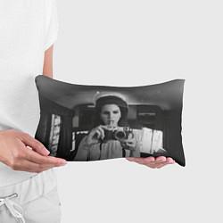 Подушка-антистресс Lana Photographer цвета 3D-принт — фото 2