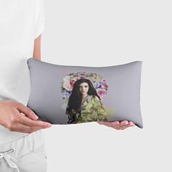 Подушка-антистресс Lorde Floral цвета 3D — фото 2