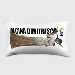 Подушка-антистресс Леди Альсина Димитреску цвета 3D-принт — фото 1