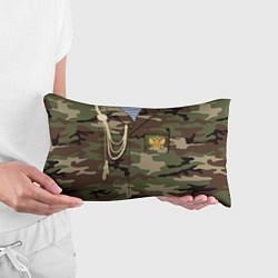 Подушка-антистресс Униформа дембеля цвета 3D — фото 2