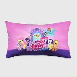 Подушка-антистресс My Little Pony цвета 3D — фото 1