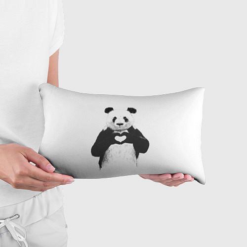 Подушка-антистресс Panda Love / 3D – фото 3