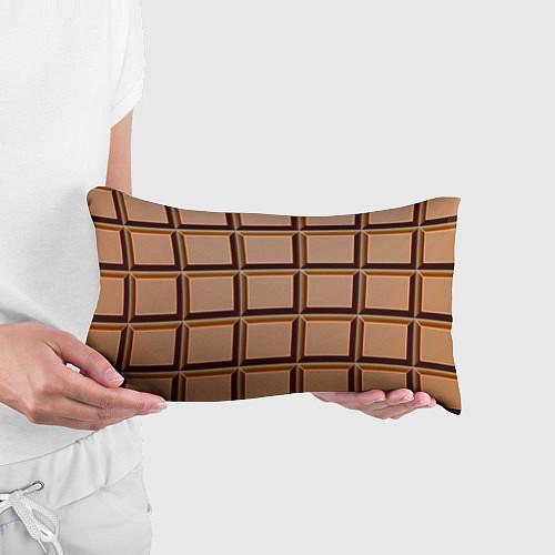 Подушка-антистресс Шоколад / 3D – фото 3