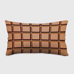 Подушка-антистресс Шоколад цвета 3D — фото 1