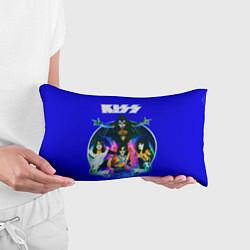 Подушка-антистресс Kiss Show цвета 3D — фото 2