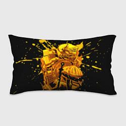 Подушка-антистресс Dark Souls: Gold Knight цвета 3D-принт — фото 1