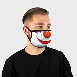 Маска для лица Pay-Day цвета 3D-принт — фото 1