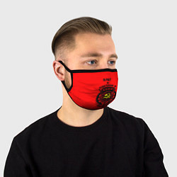 Маска для лица Олег: сделано в СССР цвета 3D — фото 1