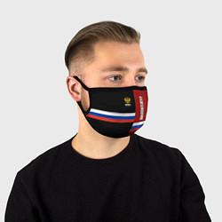 Маска для лица Ekaterinburg, Russia цвета 3D — фото 1