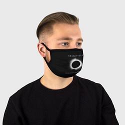 Маска для лица Architects: Black Eclipse цвета 3D — фото 1