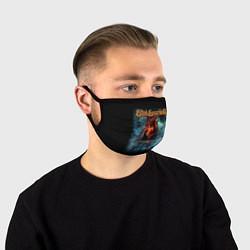 Маска для лица Blind Guardian: Beyond The Red Mirror цвета 3D-принт — фото 1