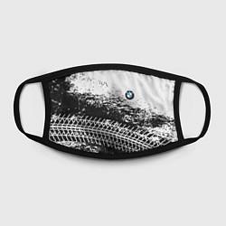 Маска для лица СЛЕД БМВ BMW Z цвета 3D-принт — фото 2