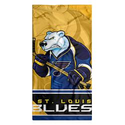 Бандана-труба St. Louis Blues цвета 3D-принт — фото 2