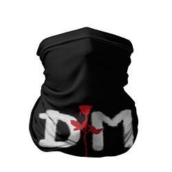 Бандана-труба DM: Rose цвета 3D — фото 1
