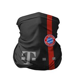 Бандана-труба Bayern FC: Black 2018 цвета 3D — фото 1