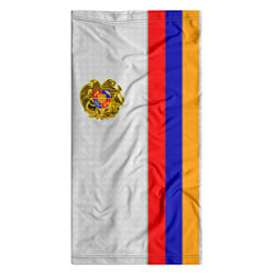 Бандана-труба I Love Armenia цвета 3D-принт — фото 2