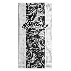 Бандана-труба Deftones цвета 3D — фото 2