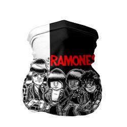 Бандана-труба Ramones Boys цвета 3D — фото 1
