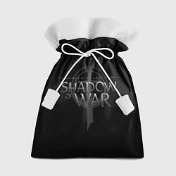 Мешок для подарков Shadow of War цвета 3D — фото 1