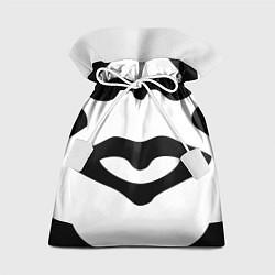 Мешок для подарков OBEY Face цвета 3D — фото 1