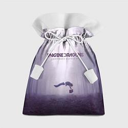 Мешок для подарков Imagine Dragons: Silence цвета 3D — фото 1