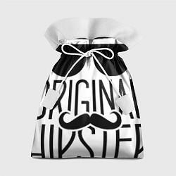 Мешок для подарков Original Hipster цвета 3D — фото 1