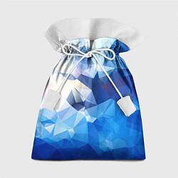 Мешок для подарков Абстракция цвета 3D — фото 1
