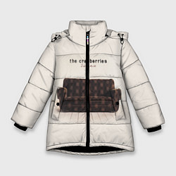 Куртка зимняя для девочки The Cranberries: Zombie - фото 1