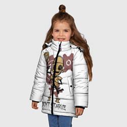 Куртка зимняя для девочки Don't Starve: WX-78 - фото 2