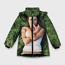 Зимняя куртка для девочки Анджелина Джоли