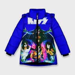 Зимняя куртка для девочки Kiss Show